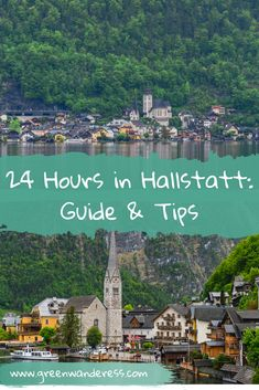 Visiting Hallstatt in Austria? Here are my guide and tips on how to spend 24 hours in Hallstatt. You will find how to avoid crowds and places not to miss. Innsbruck, Salzburg, European Destination, European Travel, Amazing Destinations, Travel Destinations, Wachau Valley, How Much Snow, Europe Travel Guide