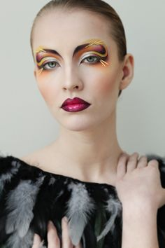 Beautiful!  I also just thought of somthing, if I start doing tutorials on makeup like this or more beauty oriented, would you ladies and gents out there want to see it?