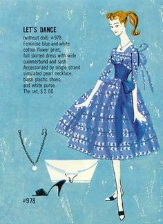 I still have this Barbie dress. It was so beautifully designed and made. I still have this Barbie dress. It was so beautifully designed and made. Barbie I, Barbie World, Barbie And Ken, Barbie Dress, Vintage Barbie Kleidung, Vintage Barbie Clothes, Vintage Dolls, Dress Up Day, Barbie Patterns