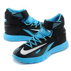 Nike Zoom Hyperrev Kyrie Irving Blue Shoes