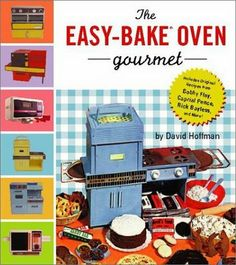 The original Easy Bake Oven.