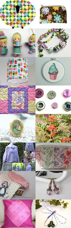 Pretty Gifts by Rhian on Etsy--Pinned with TreasuryPin.com