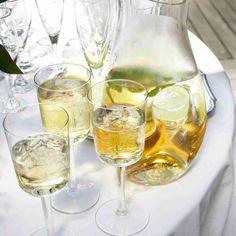 Haussa ihana alkoholiton juoma? Kokeile tätä hedelmäistä vichyä!