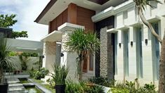 Construction Result of Mr. Villa Design, Modern House Design, Indian Architecture, Architecture Design, Style Villa, Latest House Designs, Architectural Services, Modern Tropical, House Elevation