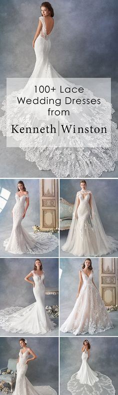Mermaid, Trumpet, Fit and Flare Fitted Wedding Dresses: These styles hug the body to the hips and flare out loosely. The skirt flows and moves with the body without inhibiting movement. These dresses have a similar feel as when you wear a fitted pencil sk Wedding Dress Styles, Dream Wedding Dresses, Designer Wedding Dresses, Wedding Attire, Bridal Dresses, Wedding Gowns, Lace Wedding, Bridesmaid Dresses, Prom Dress