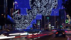 #paisajes #paisajesbonitos #madrid #madridcity #madridbonito Madrid City, Light Installation, Christmas Lights, Xmas, Times Square, Studios, Fair Grounds, Around The Worlds, Gallery