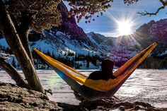 Bring your hammock everywhere.  And if you don't know now you know.      #TrekLightGear #hammocklife #hammocktown #hammockliving #hammockworld #coloradotography #JJ_Colorado #ColoradoCameraClub #coloradoinstagram #303Magazine #5280magazine #look303 #coloradountamed #coloradical #colorado_creative #coloradoliving #coloradogram #denvertography #Westword #CityofDenver #TheMileHighCity #JJ_Denver #igersdenver #denver_community #theyshootn #amileabove #frameofmindz #shotzdelight #ig_color by…