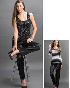MIXTE LOOKS #mixte #lindaemcasa #sleepwear #fashion #pajamas #pijamas