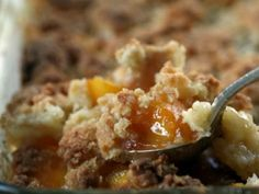Diabetic Peach Cobbler Recipe