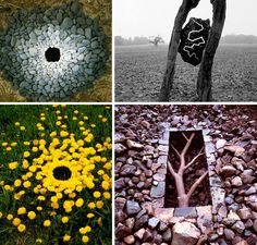 Grand Scale Environmental & Land Art