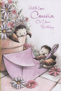 Happy birthday wishes for cousin sister birthday messages images birthday cards female relation birthday cards female cousin with love cousin on m4hsunfo