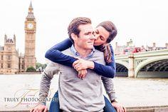Megan & Matt, Westminster Engagement Photography, London