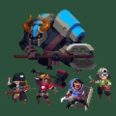 Game Character Design, Character Art, Game Design, Pixel Circle, Pixel Life, Arte 8 Bits, Cool Pixel Art, 8 Bit Art, Pixel Animation