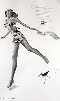 Cole of California 1947