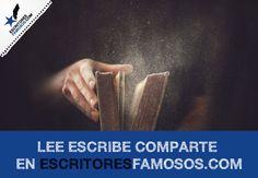En Escritores Famosos puedes crear, leer reseñas de libros y soñar con ser escritor siguiendo el camino de grandes artistas.