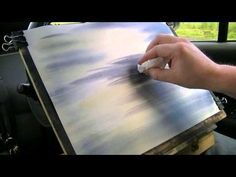 Kingsbury Part 1 of 2 Watercolour Painting Demo