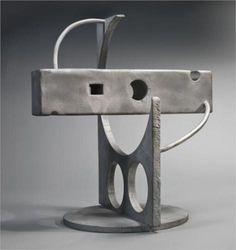 Suspended Cube - David Smith