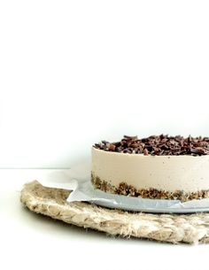 Banoffee pie, the healthy version! Healthy Dessert Recipes, Healthy Baking, Baking Recipes, Healthy Snacks, Cake Recipes, Banoffee Pie, Energy Snacks, Good Foods For Diabetics, Sweet Recipes