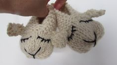 Lamb Shoes knitting project by Claire H | LoveKnitting