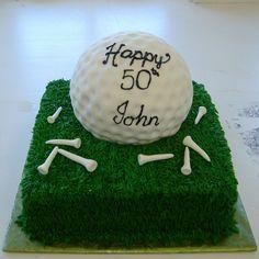 golf cakes | Golf Cake — Golf