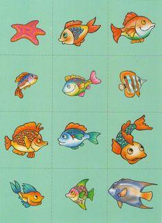 Gyermek fejlődését Játék halakat