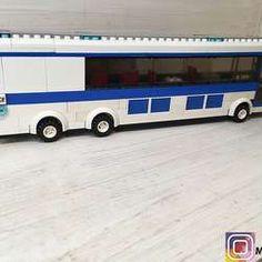 Lego Truck, Lego Architecture, Legos, Police, Warehouse, Crafts, Lego, Manualidades, Magazine