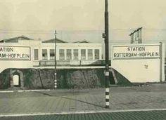 station Rotterdam Hofplein stationsgebouw I (1941)