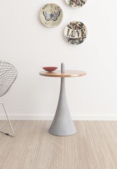 Concrete collection by Andrea Dentoni, via Behance