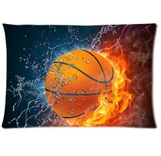 hot selling basketball Pillow Cases 20x30 inch decorative Flipped H http://www.amazon.com/dp/B00PV9Y8JO/ref=cm_sw_r_pi_dp_aIE8ub171KYMB
