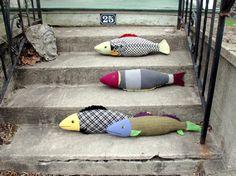 fish steps