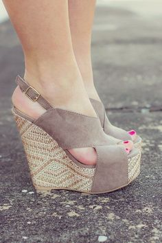 Love these wedges!!!!