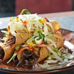 Costa Rican tacos (almost) :-)