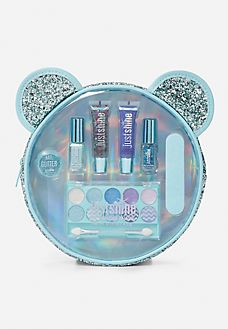 Blue Sparkle Critter Beauty Kit