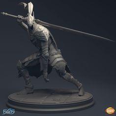 Artorias The Abysswalker 3D Art by Yogesh Sharma YOGESH SHARMA is a 3D Artist from Hyderabad, India.