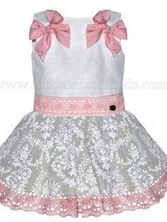 Vestido niña Dolce Petit 2230-V [2]