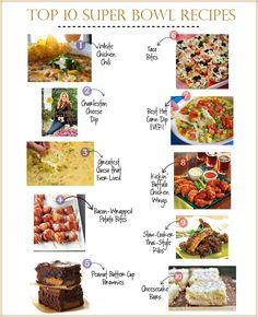 best super bowl recipes via accordingtonina.com