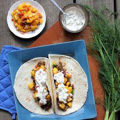 BBQ Eggplant Tacos http://www.rodalesorganiclife.com/food/5-delicious-eggplant-dishes-that-dont-involve-parmesan/slide/2