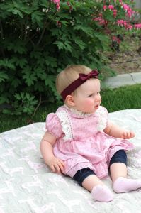 vintage may inspired outfit || lundon baby