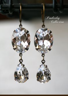 Earrings... @Diane Leonard, would it be possible and would you have time make some longer earrings for me kind of like this? I'll keep finding more pics of ones I like.