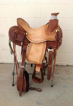 Corriente Saddle Co.The saddle my mom wont give back, haha