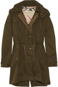 """""""...olive utility jackets ... give an outfit a casual low-maintanence air while still being cool and stylish."""""""