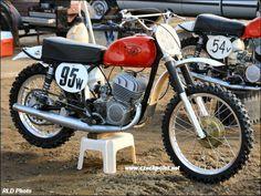 Jawa-CZ Twin Pipe Motocrosser