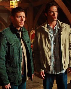 Sam & Dean #Supernatural