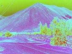 al cerro de peralillo ¿cual es el puente entre lo tangible (cerro) y lo intangible (cielo)?