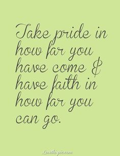 Take Pride, Have Faith by Stacy - LoveThisPic