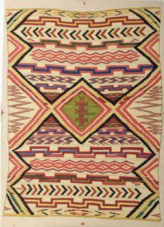 Portfolio of Navajo Blankets :: Roswell Museum