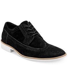 345dbd72c2f Stacy Adams Parker Wing-Tip Oxfords   Reviews - All Men s Shoes - Men -  Macy s