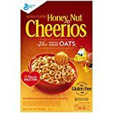 #10: Honey Nut Cheerios Gluten Free Cereal 17 ounce http://ift.tt/2cmJ2tB https://youtu.be/3A2NV6jAuzc