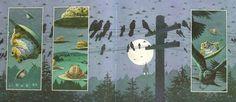 Tuesday, David Wiesner http://tropicodellibro.it/biblioteca-della-sostenibilita/liberelettere/libri-senza-parole-wiesner/
