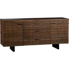 Paloma I Large Sideboard in Buffets & Sideboards | Crate and Barrel